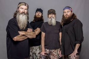 'Duck Dynasty' family debuts musical in Las Vegas